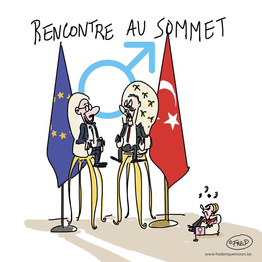 Rencontre EU - Turquie